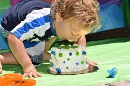 Smash Cake Time!